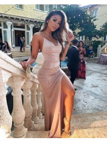 Simple Stunning Long Prom Dresses Formal Evening Gowns 995011179