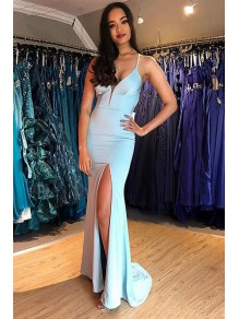 Mermaid Long Prom Dresses Formal Evening Gowns 995011638
