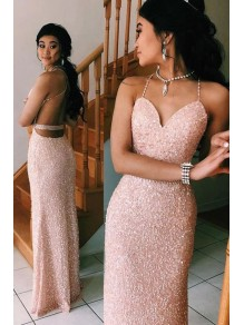 Elegant Sparkling Long Prom Dress Formal Evening Dresses 99501495