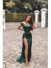 Simple Stunning Long Prom Dresses Formal Evening Gowns 99501914