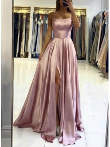 A-Line Simple Stunning Long Prom Dresses Formal Evening Gowns 99501996