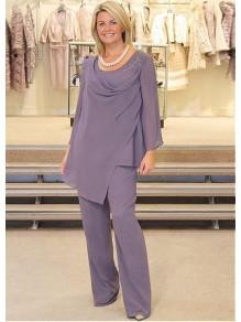 Elegant Chiffon Mother of The Bride Dresses 99503083