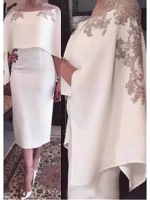 Elegant White Mother of The Bride Dresses 99503094