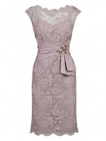 Affordable Short Lace Mother of the Bride Dresses 99503105