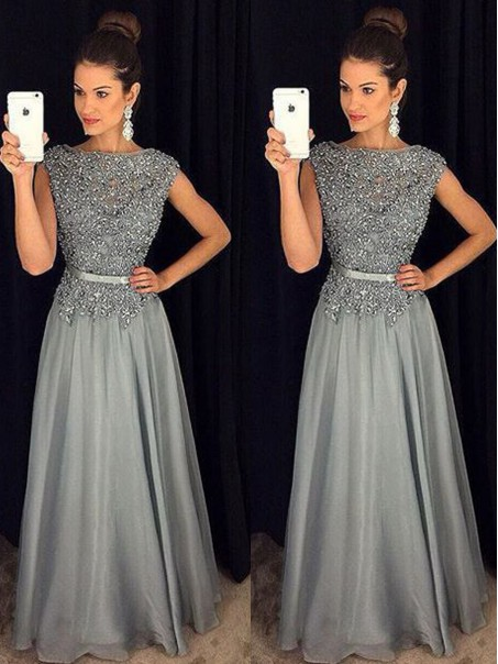 A-Line Beaded Lace Appliques Mother of the Bride Dresses 99503111