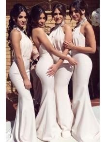 Long Mermaid Bridesmaid Dresses 99601353