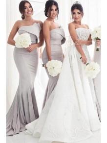 Mermaid Long Bridesmaid Dresses 99601398
