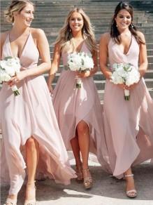 A-Line V-Neck Bridesmaid Dresses 99601453