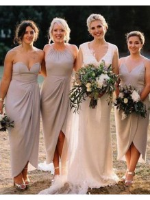 Sheath Chiffon Wedding Party Dresses Bridesmaid Dresses 99601520