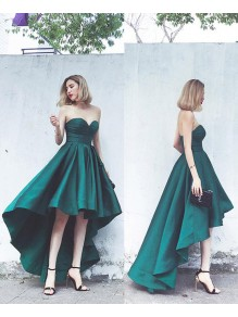 High Low Sweetheart Short Homecoming Prom Evening Party Dresses 996021563