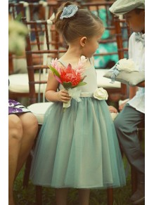 Tulle Flower Girl Dresses 99604004