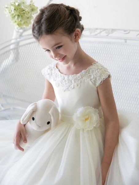 Cute Flower Girl Dresses 99604006