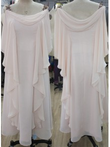 Long Chiffon Mother of The Bride and Groom Dresses 99605059
