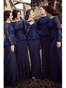 Elegant Lace Long Mother of The Bride Dresses Bridesmaid Dresses 99605118
