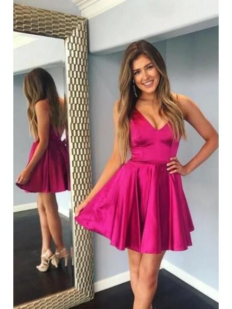 A-Line Short Prom Dress Homecoming Dresses Graduation Party Dresses 99701010
