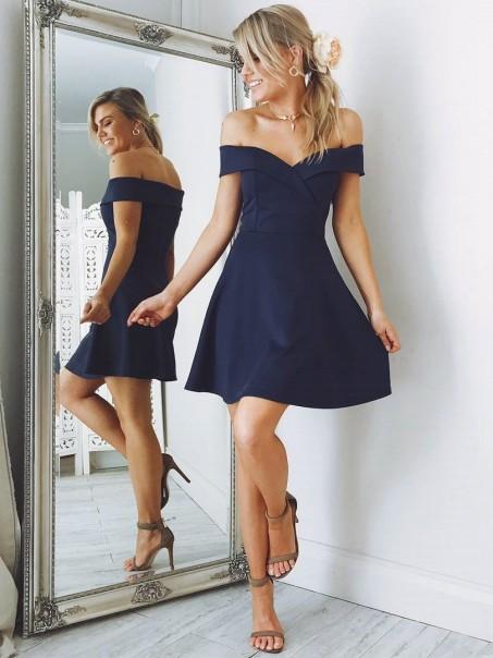 A-Line Short Prom Dress Homecoming Dresses Graduation Party Dresses 99701018