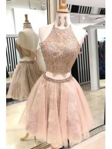 Short Lace Prom Dress Homecoming Dresses Graduation Party Dresses 99701028