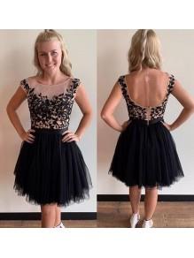 Short Lace Prom Dress Homecoming Dresses Graduation Party Dresses 99701065