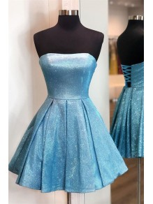 Short Sparkle Prom Dress Homecoming Graduation Cocktail Dresses 99701097