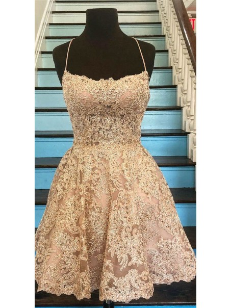 Short Lace Prom Dress Homecoming Graduation Cocktail Dresses 99701101