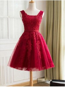 Short Lace Prom Dress Homecoming Graduation Cocktail Dresses 99701149