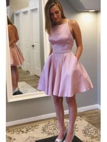 Short Pink Prom Dress Homecoming Graduation Cocktail Dresses 99701157