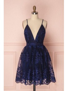Short Lace Prom Dress Homecoming Graduation Cocktail Dresses 99701168