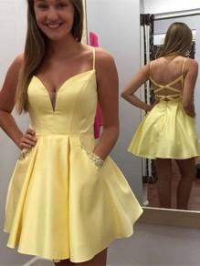 Short Prom Dress Homecoming Graduation Cocktail Dresses 99701179