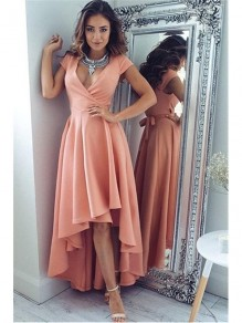 High Low Prom Dress Homecoming Graduation Cocktail Dresses 99701234