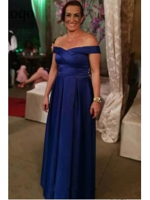 A-Line Off-the-Shoulder Mother of the Bride Dresses 99702043