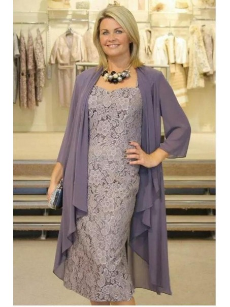 Elegant Lace Chiffon Mother of the Bride Dresses 99702045