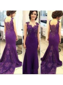 Mermaid Beaded Lace Mother of the Bride Dresses 99702061