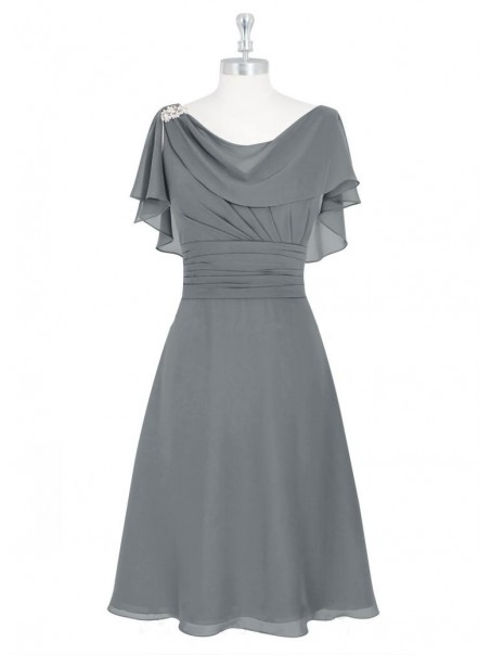 Short Chiffon Mother of the Bride Dresses 99702081