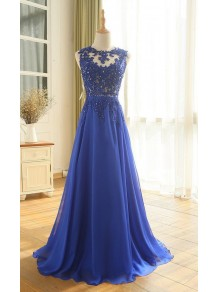 A-Line Beaded Lace Long Mother of the Bride Dresses 99702082