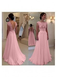 A-Line Beaded Lace Long Mother of the Bride Dresses 99702083